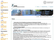 Website VAM